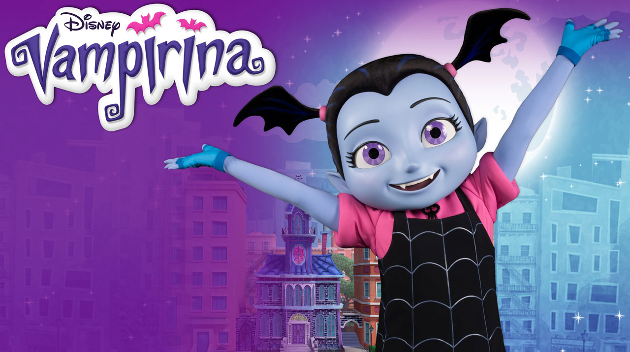 vampirina disney channel